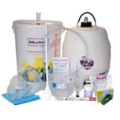 Balliihoo Complete Equipment Starter Kit With 8 Gram Co2 Injection System