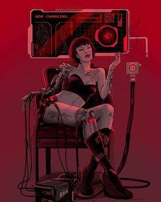 Cyberpunk 2077, Cyberpunk Girl, Arte Cyberpunk, Cyberpunk Character, Cyberpunk Fashion, Cyberpunk Tattoo, Arte Sci Fi, Sci Fi Art, Character Concept