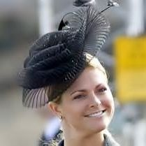 one more blog about royals:  Hats of Princess Madeleine