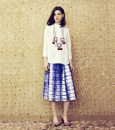 The Magpie Mix | Womens Spring Lookbook: Shop By Look | ToryBurch.com