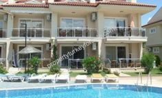 Right at the sea property in Fethiye the perfect holiday home