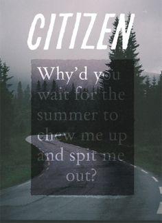 Citizen - The Summer