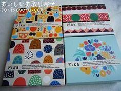 おいしいお取り寄せ・可愛いお菓子、可愛いパッケージのお菓子を紹介します