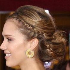 Braided Hair style idea- Trendy