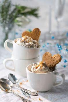 Taatelirahka   K-ruoka #joulu Wine Recipes, Dog Food Recipes, Cooking Recipes, I Love Food, Good Food, Yummy Food, Finnish Recipes, Winter Treats, Christmas Baking