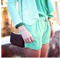 mint fashions