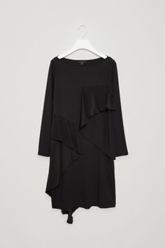 COS | Dress with silk drapes