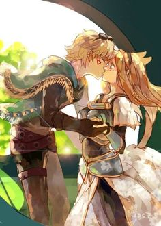 by ADC芒果 -- I don't get why everyone thinks Ez is gay. I ship Ez and Lux.