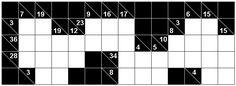 Number Logic Puzzles: 22175 - Kakuro size 2