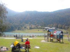 Brusson lago
