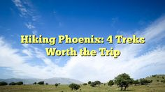 Hiking Phoenix: 4 Treks Worth the Trip - https://twitter.com/pdoors/status/799860662742630400