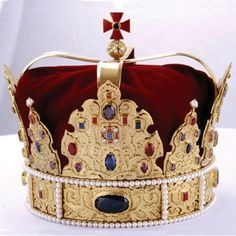 The Crown of Rus, also known as the Crown of Kingdom of Galicia–Volhynia, is the crown with which Daniel of Galicia was crowned in 1253 by a papal archbishop in Dorohochyn.