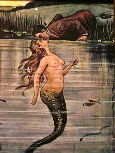 Mermaids are real?!! @Britney Diggs