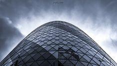 The Gherkin 5 - the Gherkin Tower in London, England