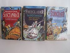 The Edge Chronicles by Paul Stewart and Chris Riddell Lot of 3 Paperbacks