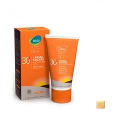 CREMA SOLAR SPF 30   (BJOBJ)  Alto factor de protección solar,ideal para la piel clara y sensible  125 ML