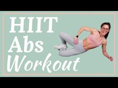 Get in your cardio and work your abs in only 10 minutes with this quick interval training home workout. A Hiit cardio at home workout to lose belly fat and t. 10 Minute Ab Workout, Workout For Flat Stomach, Workout Circuit, Workout Men, Cardio At Home, At Home Workouts, Ab Workouts, Exercises, Cardio Training Zu Hause