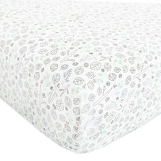 Found it at Wayfair - Tranquil Woods Fitted Crib Sheet