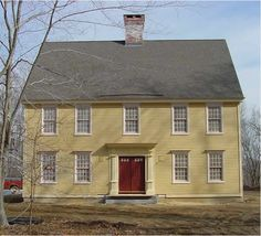 1000 Images About Saltbox Colonial Homes On Pinterest