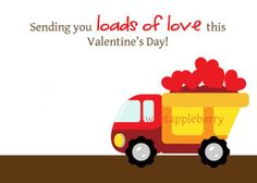 #happyvalentinesday from #westerntruckinsurance #travelwithcare #truckers #loadsoflove