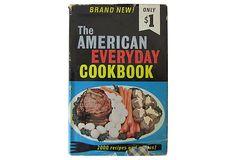 The American Everyday Cookbook on OneKingsLane.com