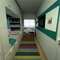 Os ambientes pequenos têm um lugarzinho todo especial aqui no blog, como vocês bem sabem. O retorno disso é bem positivo e por isso a gente se preocupa em