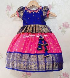 Baby Frocks Party Wear, Baby Girl Party Dresses, Dresses Kids Girl, Baby Girl Lehenga, Kids Lehenga, Kids Saree, Kids Blouse Designs, Bridal Blouse Designs, Kids Frocks Design