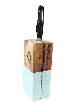Driftwood Knife Holder.