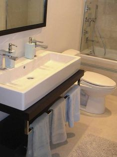 Houzz - Double Sinks Small Design, Pictures, Remodel, Decor and Ideas