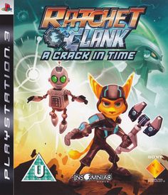 Ratchet & Clank: A Crack in Time. Feels fresh from the off. But the brave relocation to a freely explorable, open, galactic hub then gives one of gaming's most vibrant and fun worlds the proverbial shot in the arm with a burst-firing, Cthulhu-powered rocket launcher. More rounded, more exciting, and altogether more 'real' than any other Ratchet & Clank game
