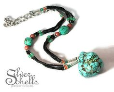 beaded initial necklace | ,beaded,necklace,sterling silver, handmade jewelry gpysy jewelry ...