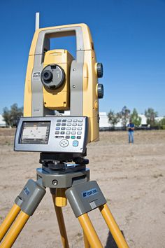 Topcon PS Robotic Total Station