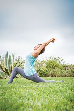 Sun Yu shares serenity and sanctuary with her yoga practice at Terranea.