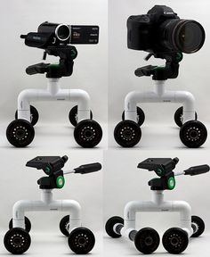 a DIY dolly set up made for just $12 dollars...Tumblr