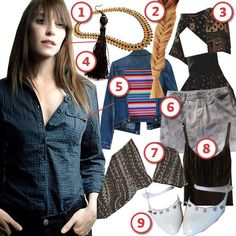 Feist · DIY The Look · Cut Out + Keep