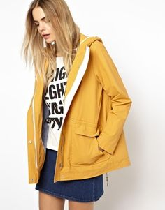 Yes! A Yellow parka! :)