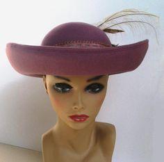 35 Best Vintage hat  Miss Collegiate  Miss Alice 0de4ae9d2ebe
