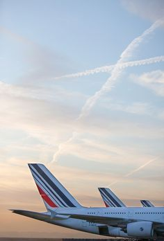 Our A380 are waiting for you to embark #AirFrance #Franceisintheair #A380