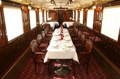 Carriage POE Anat Lounge car | by Train Chartering & Private Rail Cars