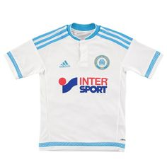 Adidas France Olympique de Marseille Home Shirt 2015/16 - Olympique de Marseille Home Shirt 2015/16 - JuniorShow your support for your favourite club with the Olympique de Marseille Home Shirt.This junior Olympique de Marseille Home Shirt features CLIMACOOL® http://www.MightGet.com/february-2017-2/adidas-france-olympique-de-marseille-home-shirt-2015-16-.asp