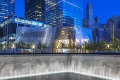 Snøhetta, National September 11 Memorial Museum Pavilion, New York, NY USA