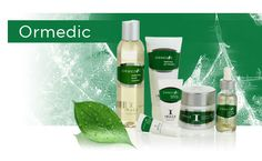 Organic Skincare. Image ormedic is gentle and the cleanser is safe enough to use on kids.