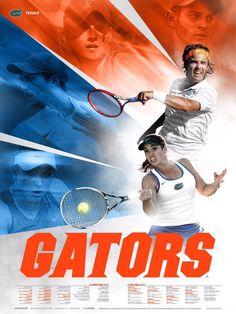 2016 Florida Tennis Poster