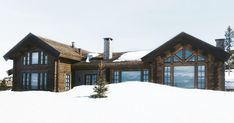 Dream Home Design, House Design, Ski Chalet, Home Fashion, Lodges, Cabins, Bungalow, Skiing, Sims