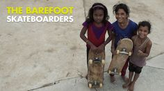 Barefoot Skateboarders of India - 101 Subway - 101India