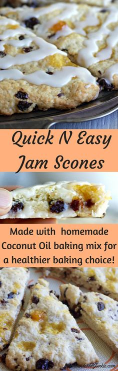 Quick N Easy Jam Sco