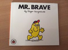 Mr Brave Little Miss Books, Book Covers, Winnie The Pooh, Brave, Disney Characters, Fictional Characters, Winnie The Pooh Ears, Pooh Bear, Fantasy Characters