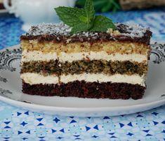 Ciasto z bogatym wnętrzem, każdy znajdzie coś dla siebie.