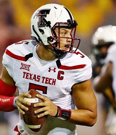 John Lynch will attend Texas Tech pro day to watch QB Patrick Mahomes 350d733b2