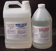 EPOXY-RESIN-ULTRA-CLEAR-VERY-THIN-HEAT-STABLE-OUTDOOR-SOLAR-PANEL-USE-1-5GAL-KIT